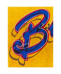 An American Alphabet: B