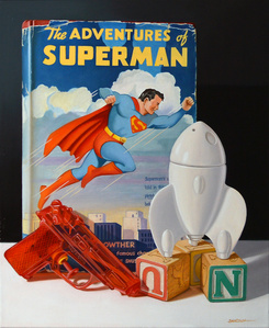 Superman: Cleveland's Native Son