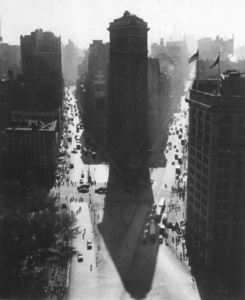 Flatiron Building, Summer