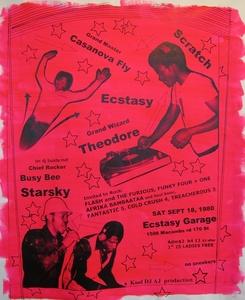 Scratch Esctasy (Pink)