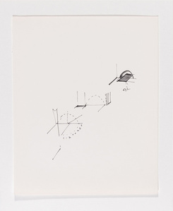 Untitled (schematic drawings, notebook, 24 sheets)