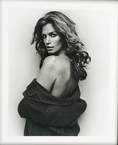 Cindy Crawford Fashion Portrait