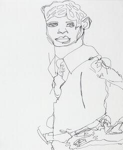 After Egon Schiele, IV