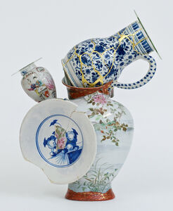 Fragmented Vase 3