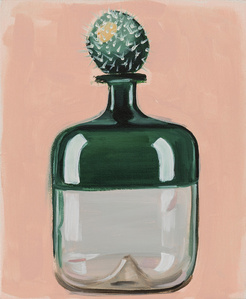 Cacti and Venini in Green (Single)