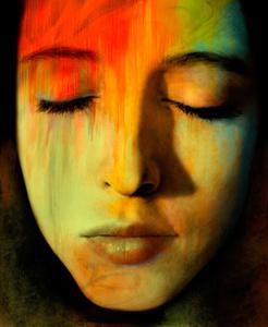 Reverie #4 Paint