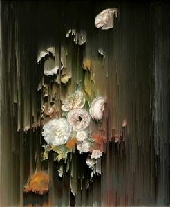 Rachel Ruysch I (New Order), 2014 Inkjet Print on hanamaulu pa