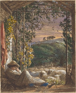 The Sleeping Shepherd; Early Morning