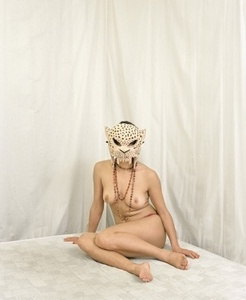 Tupichua, la femme jaguar