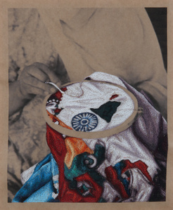 Embroiderers (Dedicated to Unknown Embroiderers) #13
