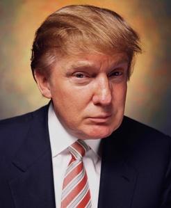 Donald Trump (America)