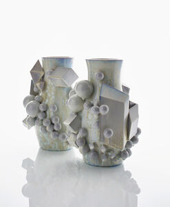 A Pair of Icy Magma Pots