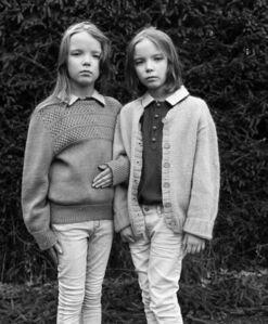 Isabella and Josefin