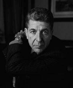 Leonard Cohen, London