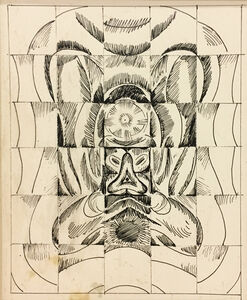 Untitled (Tantric Drawing 2)