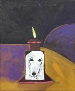 Dakota with Candle