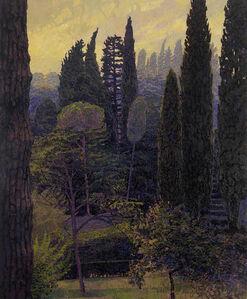 The Florentine Garden (based on the garden at San Francesco di Paola)