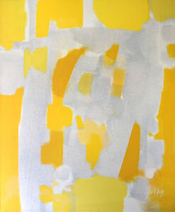 Untitled (Yellow, Gray)