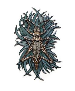 Old World Deity 2 (grasshopper)