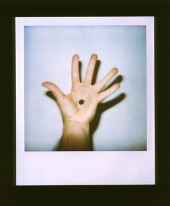 Hand with Spot  B