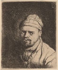 Bust of a Cook with Cap