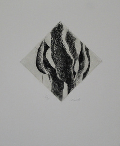 Körper-Landschaft-Komposition / Body-Landscape-Composition