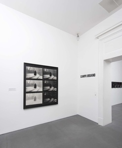 "UGO MULAS ""The Sensitive Surface"" Naples"
