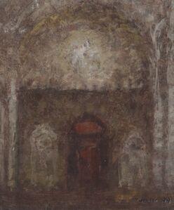 Interno di cattedrale (Cathedral interior)