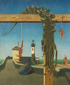 Quiet Outlook / Seaweed & Lighthouse