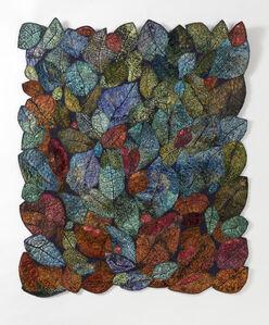 Fauve Leaf Cloth
