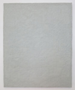 Untitled (gray canvas)