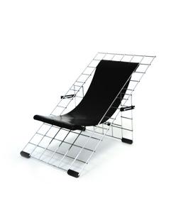 Folding Grid Chair
