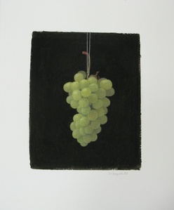 Untitled (Suspended Grapes)