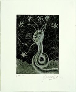 Snake Head No. 4