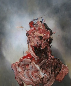 Raw Intent: ANTONY MICALLEF solo exhibition