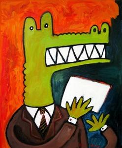 Corporate Croc