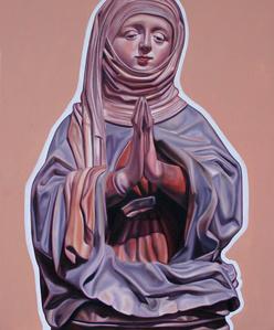 Heilige Frau