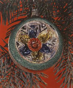 Christmas Tree Ornament, New York