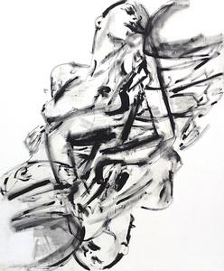 Diagonale 2 (Revolving Painting)