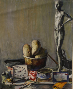 Still Life with Potatoes