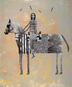 Barefoot Rider (Girl)