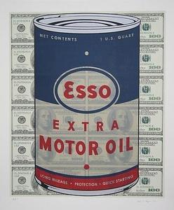 Esso Oil Can
