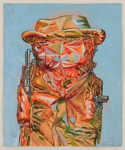 Untitled (Two Gun Cowboy)