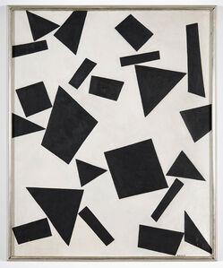 Black Angular Forms
