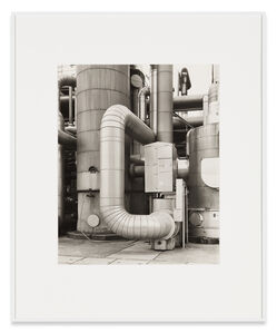 Detail, Petrochemical Plant, Wesseling, GER