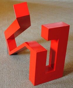 Red (Maquette)