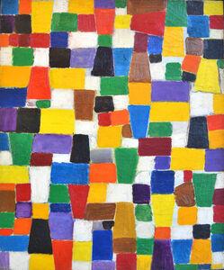 Pre-Mosaic Squares #4