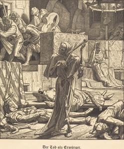 Der Tod als Erwurger