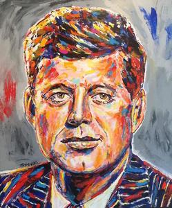 Presidential Portrait: JFK
