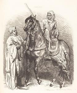Arab Mounting